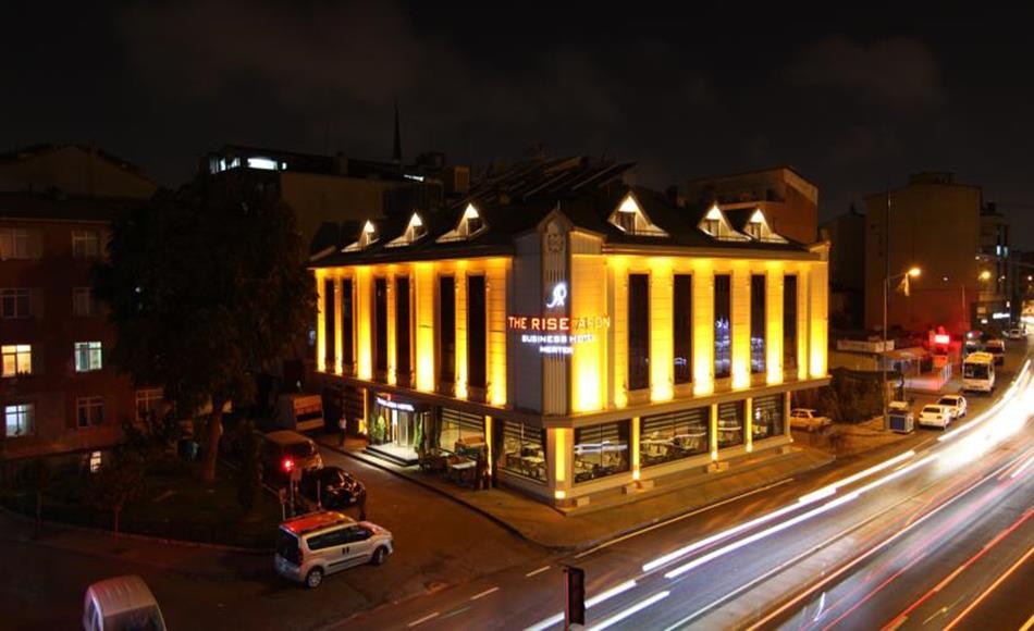 Tatil otel oteller turlar 0212 914 1 914 for The rise aron hotel